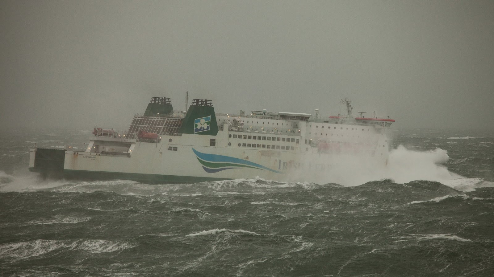 爲什麽颱風天還有船出港?